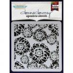 Donna Downey Signature Stencils - Blooming Floral [DD-009]