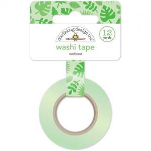 Doodlebug Design Washi Tape - [5214] Rainforest