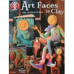 Art Faces in Clay - ON SALE!