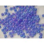Miyuki Drop Bead - 150FR Matte Transparent Sapphire AB