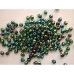 Miyuki Drop Bead - 288 Trans Olive Green AB