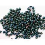 Miyuki Drop Bead - 453 Green Iris