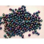Miyuki Drop Bead - 455 Varigated Blue Iris