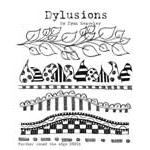 Dylusions Unmounted Rubber Stamps by Dyan Reaveley
