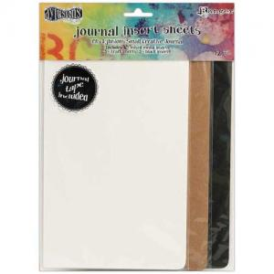 Dylusions Journal Insert Sheets - Small
