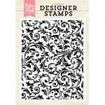 Echo Park Designer Stamp - Flourish