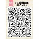 Echo Park Designer Stamp - Holiday Branches