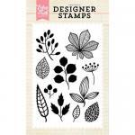 Echo Park Designer Stamp Set - Fall Botanicals