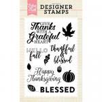 Echo Park Designer Stamp Set - Grateful Heart