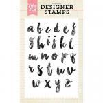 Echo Park Designer Stamp Set - Megan Alpha