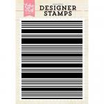 Echo Park Designer Stamp - Stripe