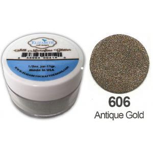 Elizabeth Craft Designs Silk Microfine Glitter - Antique Gold [606]