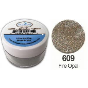 Elizabeth Craft Designs Silk Microfine Glitter - Fire Opal [609]