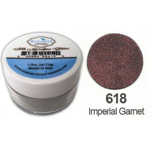 Elizabeth Craft Designs Silk Microfine Glitter - Imperial Garnet [618]