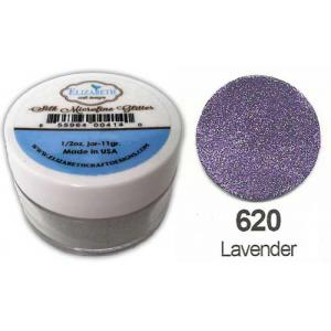 Elizabeth Craft Designs Silk Microfine Glitter - Lavender [620]