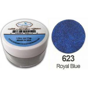 Elizabeth Craft Designs Silk Microfine Glitter - Royal Blue [623]