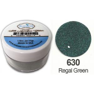 Elizabeth Craft Designs Silk Microfine Glitter - Regal Green [630]