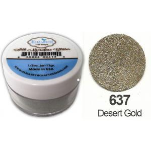 Elizabeth Craft Designs Silk Microfine Glitter - Desert Gold [637]
