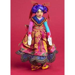 epb - Mini Pierrot & Victorian Dolls