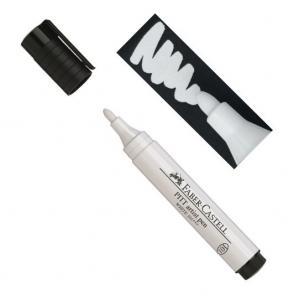 Faber Castell PITT Artist Pen - Opaque White 101