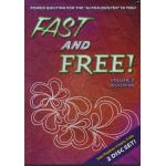 Fast and Free DVD - Volume 3 - ON SALE!