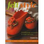 Felt Style: 35 Fashionable Accessories to Create and Wear - ON SALE!