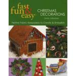 Fast Fun & Easy Christmas Decorations - ON SALE!