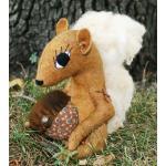 Fiddlestix Designs - A Squirrel's Prize Possession