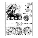 Finnabair Cling Stamps - Dream On [961992]