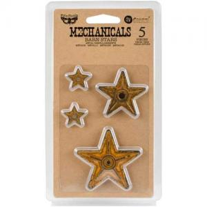 Finnabair Mechanicals - Barn Stars [963392]