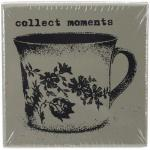 Finnabair Wood Mounted Stamp - Collect Moments [962111]