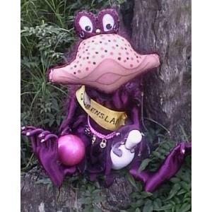 LT - Freeda the Fantasy Frog