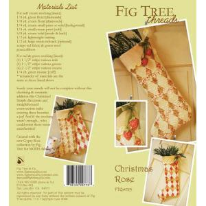 Fig Tree - Christmas Rose