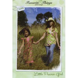 Favorite Things - LITTLE Prairie Girl