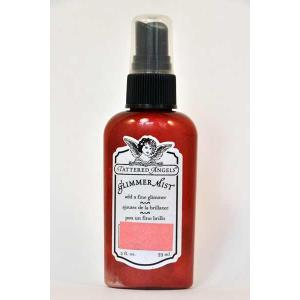 Tattered Angels Glimmer Mists - Pink Coral
