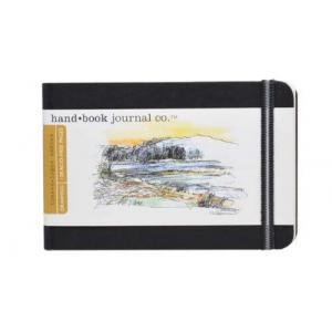 Global Art Materials Handbook Journal - Drawing Pocket Landscape Ivory Black [721221]