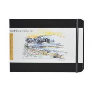 Global Art Materials Handbook Journal - Drawing Large Landscape Ivory Black [721421]