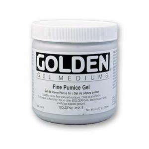 Golden Pumice Gel - [3195-5] Fine