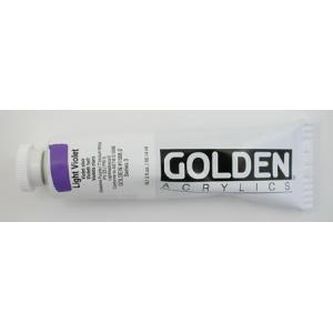 Golden Heavy Body Acrylics - Light Violet