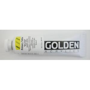 Golden Heavy Body Acrylics - Primary Yellow