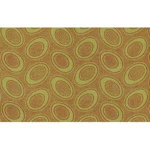 Kaffe Fassett Fabrics - Aboriginal Dots [GP71] Olive