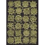 German Scrap Paper - Small Decorations [E7802]