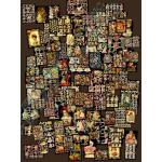 Non-Glittered Victorian Scrap Picture Assortment - 100 Sheets - Dreams Of Youth [6000] - ON SALE!