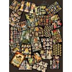 Non-Glittered Victorian Scrap Picture Assortment - 25 Sheets - Angels [625-7] - ON SALE!