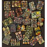 Non-Glittered Victorian Scrap Picture Assortment - 25 Sheets - Spring / Easter [625-9] - ON SALE!