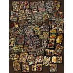 Non-Glittered Victorian Scrap Picture Assortment - 50 Sheets - Animals [650-30] - ON SALE!