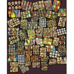 Non-Glittered Victorian Scrap Picture Assortment - 50 Sheets - Motifs Of The 50th [650-5] - ON SALE!