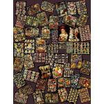 Glittered Victorian Scrap Picture Assortment - 50 Sheets - Dreams Of Youth [850-0] - ON SALE!