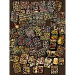 Glittered Victorian Scrap Picture Assortment - 50 Sheets - Animals [850-30] - ON SALE!