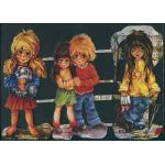 Victorian Scrap Pictures [7058] - Kids - ON SALE!